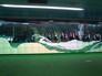 ジャパンカップ2012 JRA広告が凄い!新宿駅地下道をターフに!オルフェーヴルとサラリーマンがすれ違う
